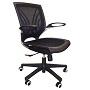 silla de oficina york negro