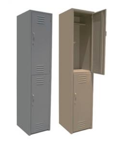 Lockers de puertas