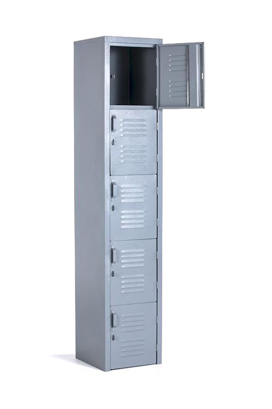 locker 5 puertas