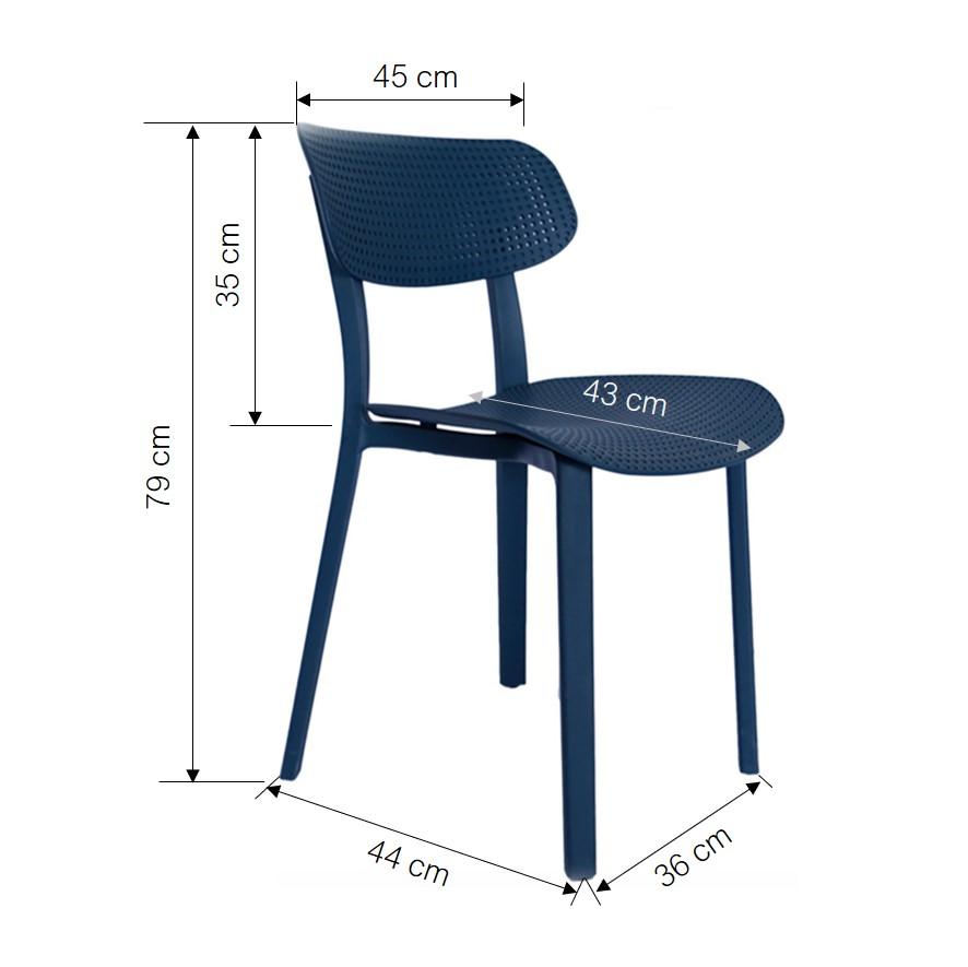Silla para visita GADGET - Muebles y Sillas para Oficina AH Diseños