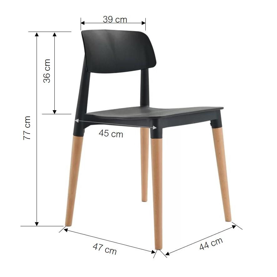 Silla Syed - Muebles y Sillas para Oficina AH Diseños