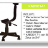 MEC. SECRETARIAL RECLINABLE