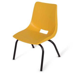 silla de polipropileno