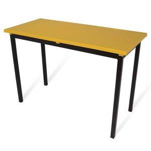 mesa individual rectangular