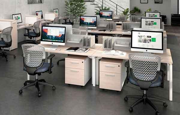 centros de trabajo